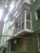 балкон Карла Маркса Днепропетровск-10