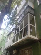 Балкон на Карла Маркса в Днепропетровске