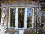 окна со шпросами Волосское -6