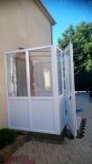 вход в дом из окон steko-2