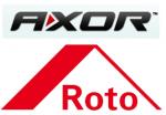Roto vs Axor. Какую фурнитуру выбрать на окна в Харькове?