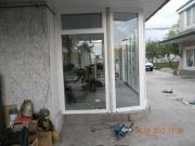 Фото пристройки из пластиковых окон Запорожье-5