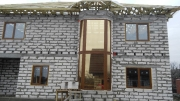 Фото окна Rehau в частном доме Запорожье