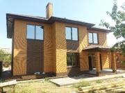Установка металлопластиковых окон Rehau70 в новом частном доме