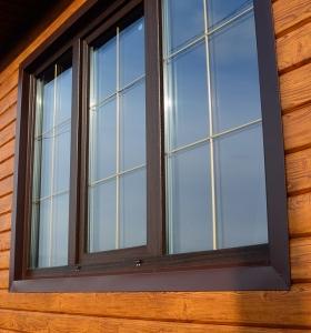 Ламинированные или белые пластиковые окна. Что выбрать?