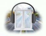 Шумоизоляция пластиковых окон
